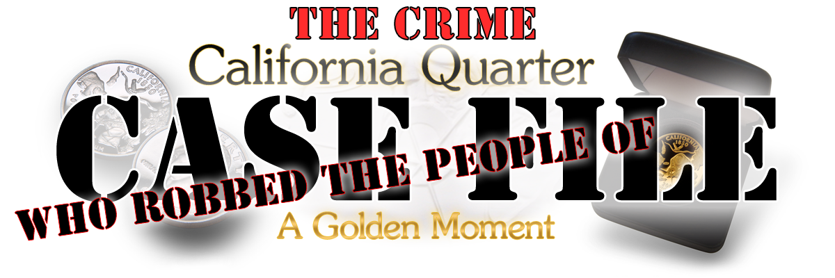 California Quarter Case File Logo Banner